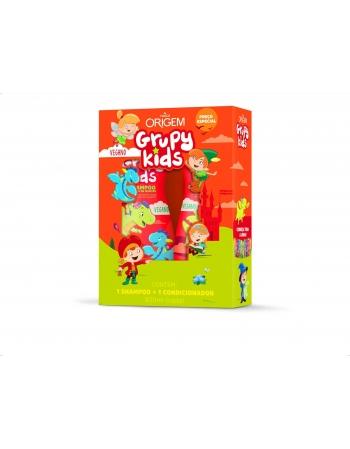 KIT SH+COND GRUPY KIDS HIDRATA 500ML