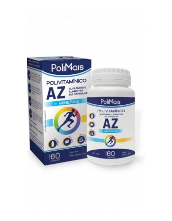 POLIMAIS POLIVITAMINICO A-Z 60CAPS