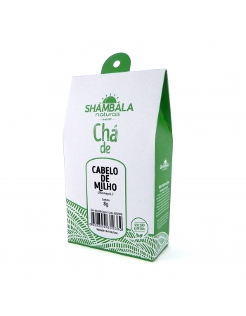 CHÁ DE CABELO DE MILHO 8G