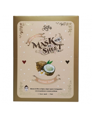 MASK SHEET LATIKA COCONUT CANDY