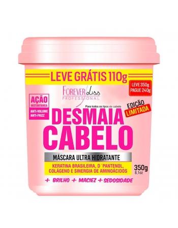 MASCARA DESMAIA CABELO EDICAO LIMITADA 350GR