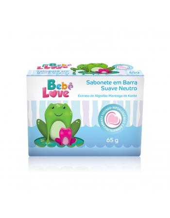 SABONETE BARRA BEBE LOVE