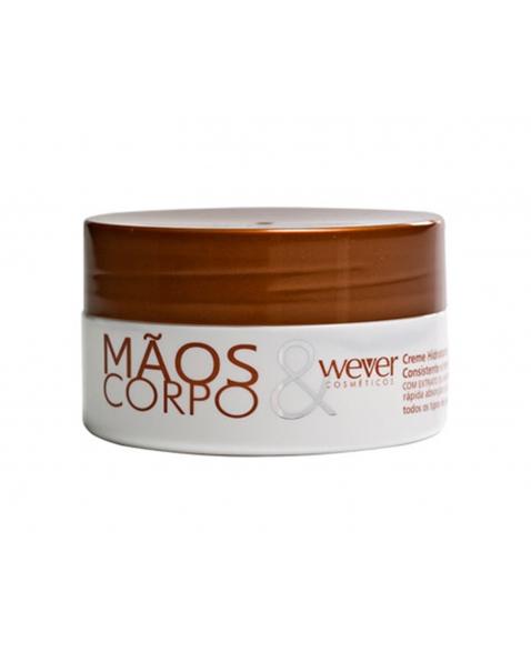 CREME MAOS & CORPO 250GR