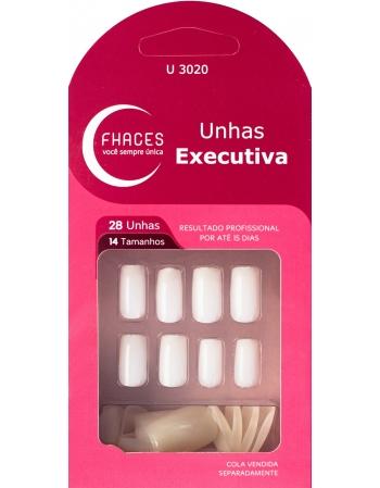 UNHA NATURAL EXECUTIVA 28 UNID U3020