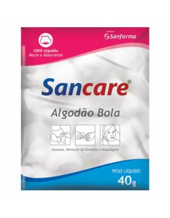 ALGODAO BOLA 40G