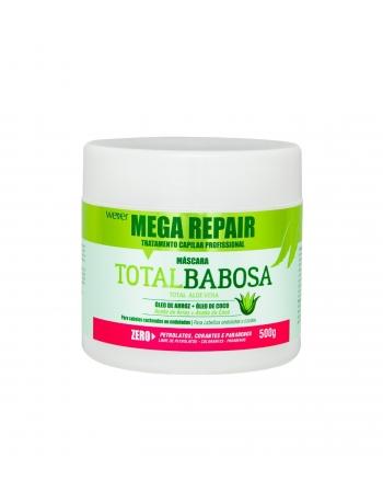MASCARA TOTAL BABOSA 500G